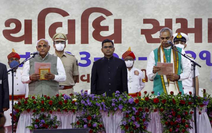 Bhupendra patel new gujarat CM, Who is bhupendra patel, bhupendra patel profile, patidar community,