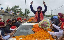 'Rakhi Sawant of Punjab politics': Raghav Chadha's