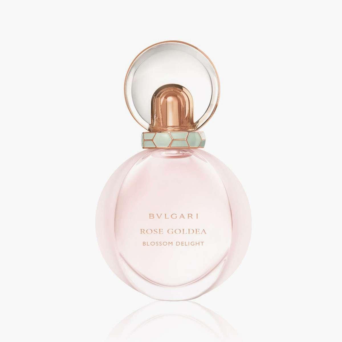 4.BVLGARI Women Rose Goldea Blossom Delight for Women 50 ml