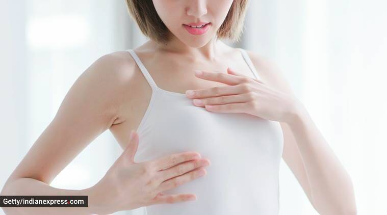 Breast Cancer Awareness Month, breast cancer, signs and symptoms of breast cancer, breast cancer screening, breast cancer lumps, indian express news